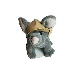 Rare Fred Meyer Jewelers RBI Scout Elephant Plush Ron Banafato Stuffed Toy NWT